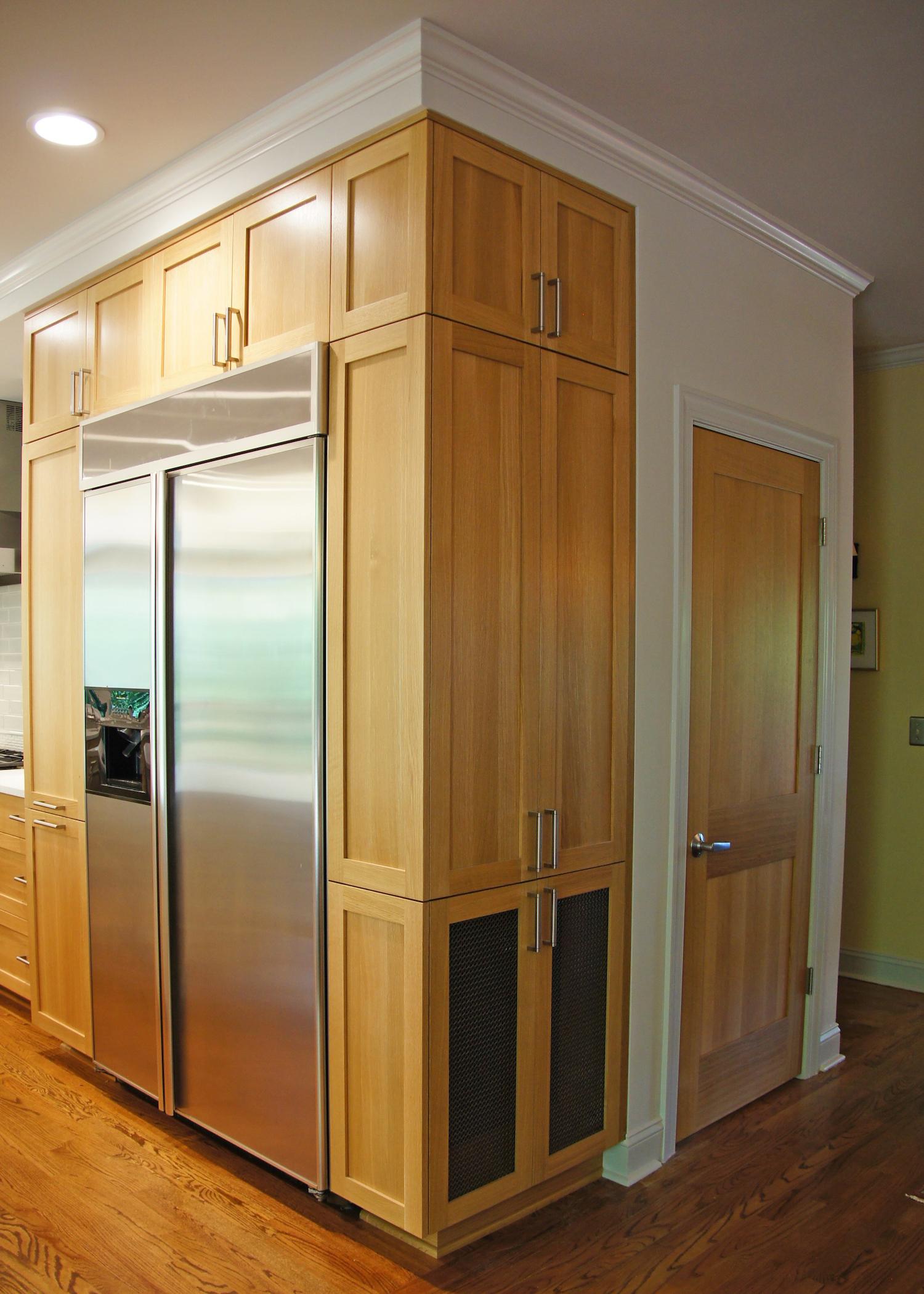 Pantry, fridge and basement door.jpg