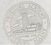 Fryeburg Academy, Fryeburg, ME