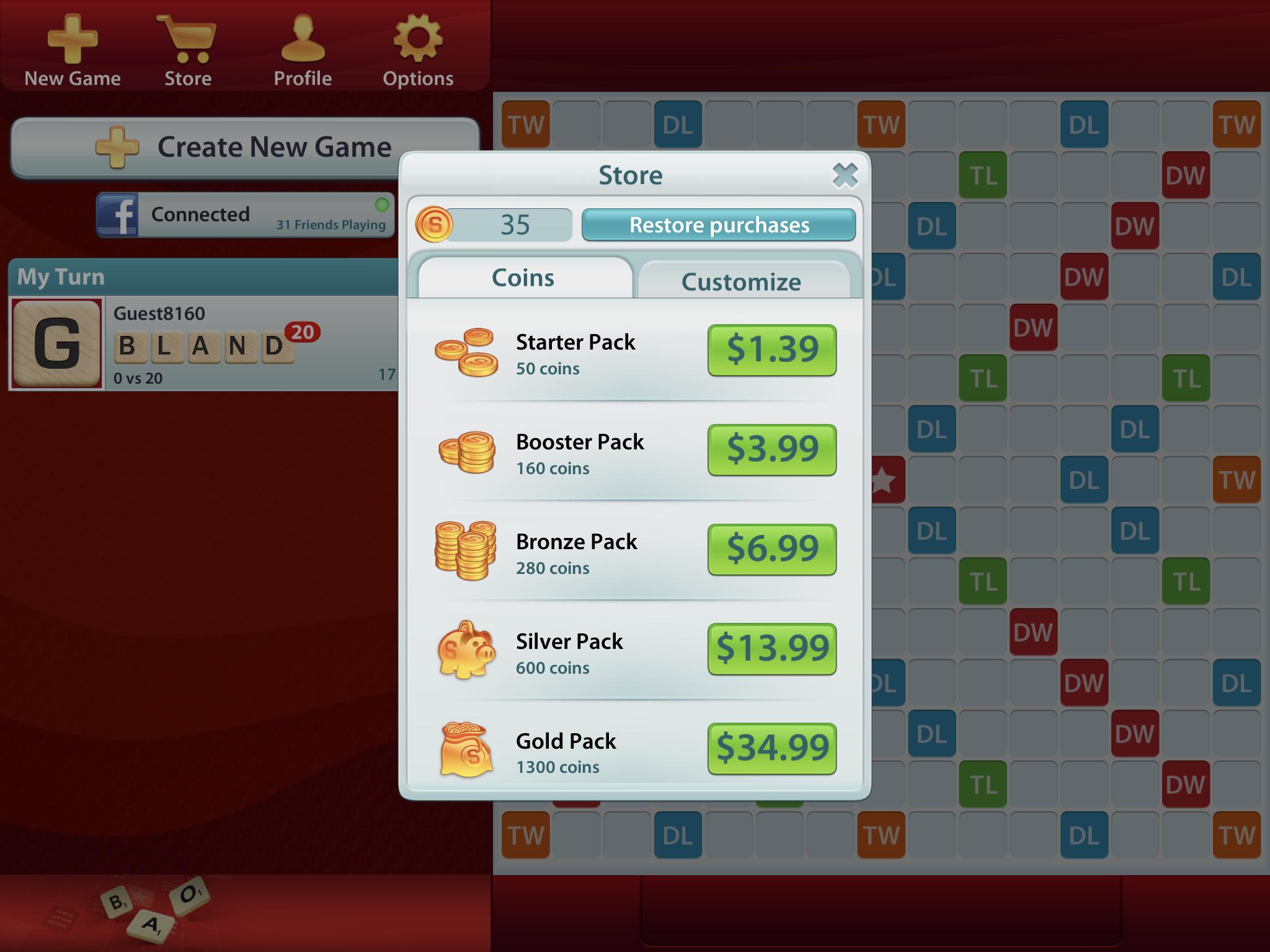 Scrabble (iOS)