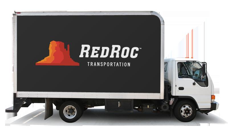 Box Truck Vehicle Decal