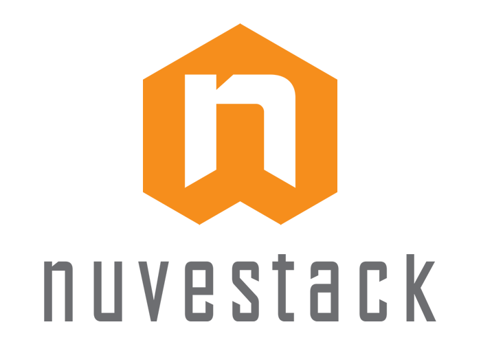 Refined Stacked Color Logo