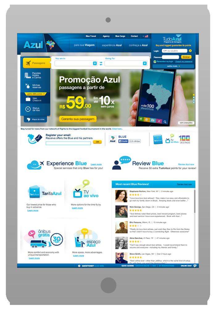 Software Integration Design - Review Blue Area