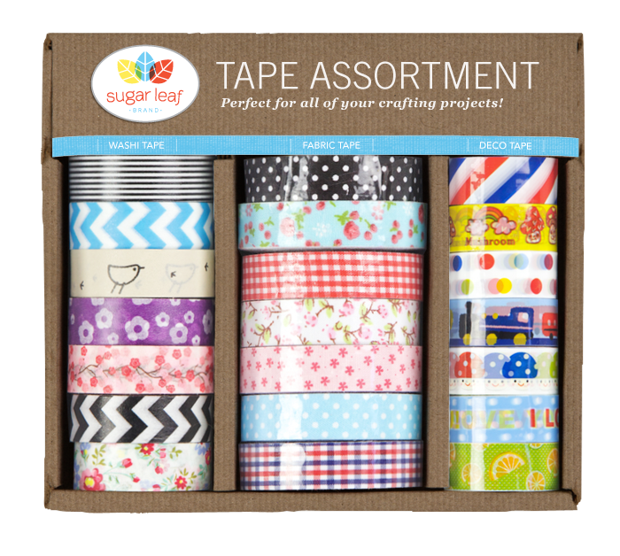 Tape Assortment for Costco - Product Design & Packaging