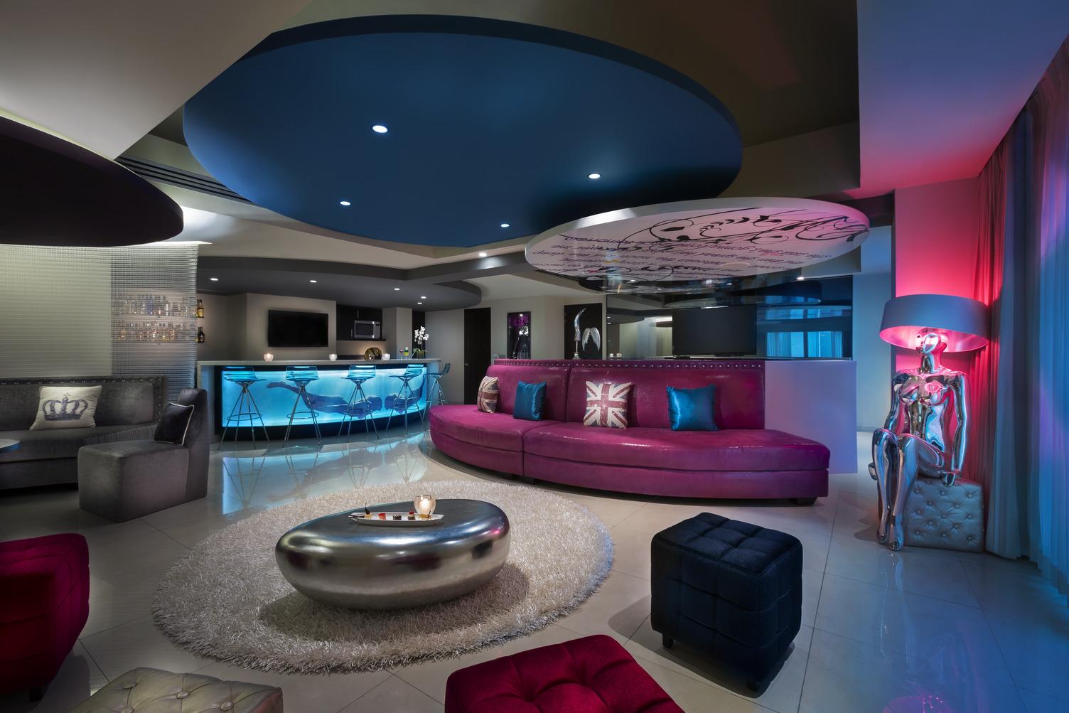 HRH Vallarta Rock Star Suite - Living and Bar Area 082215.jpg