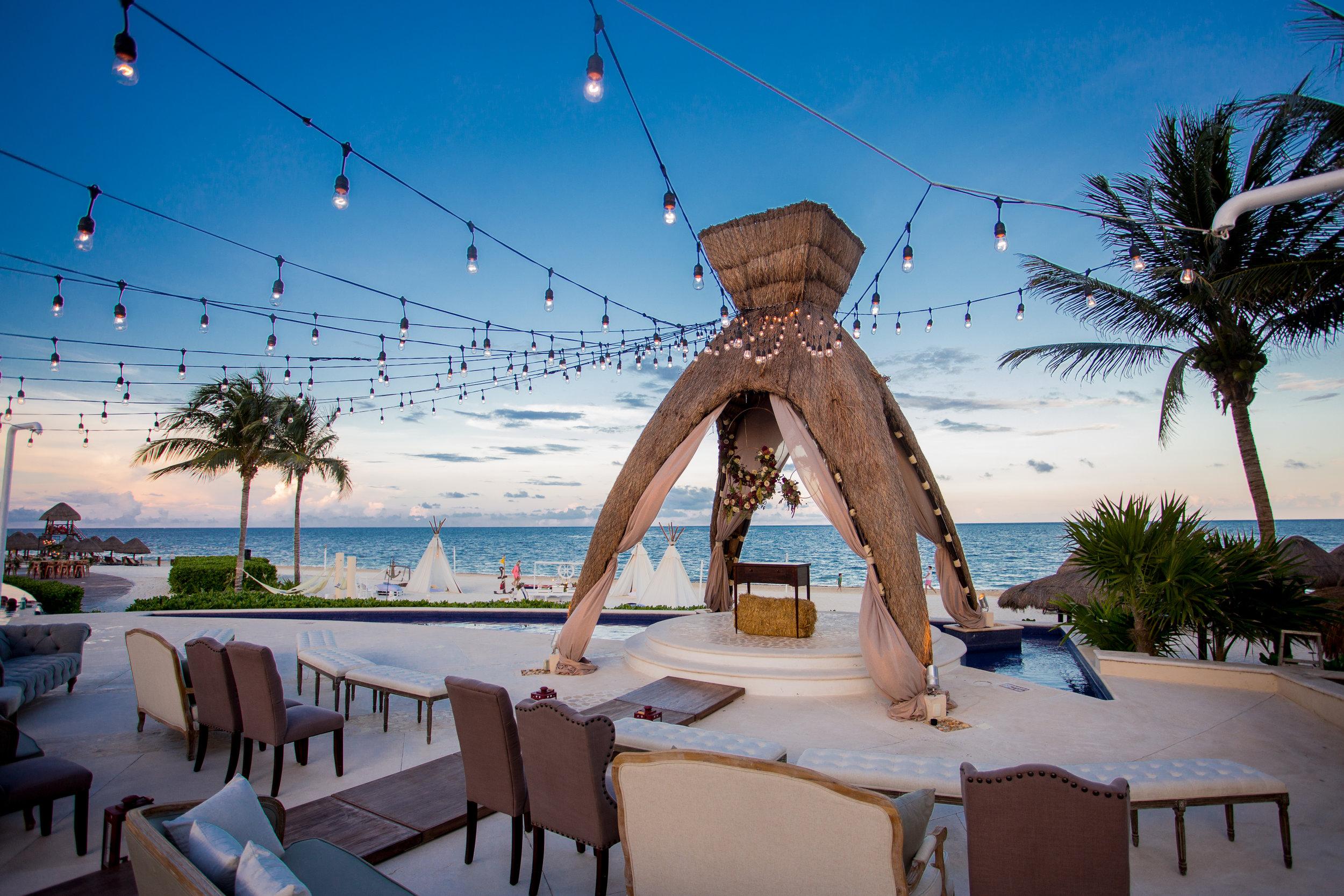 Dreams Riviera Cancun Gazebo.jpg