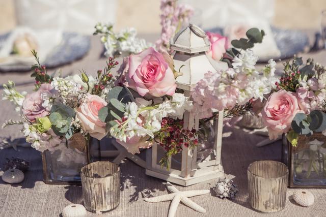Driftwood Romance - Pink Lantern Table 3.Jpg