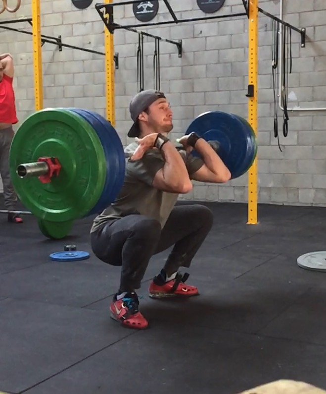 Head CrossFit Coach - Glen Thurston
