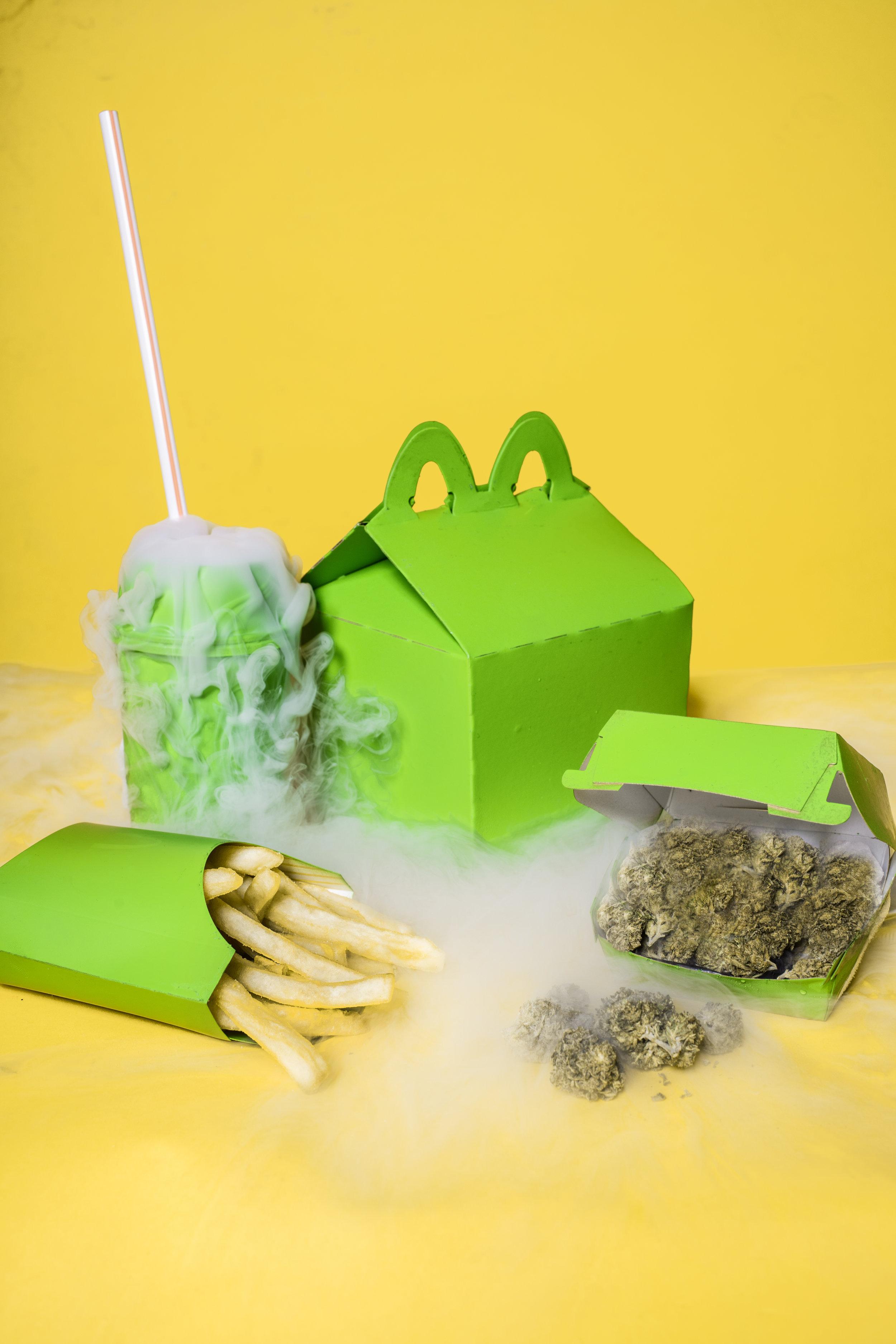 Willamette Week Cover - Cannabis Surplus