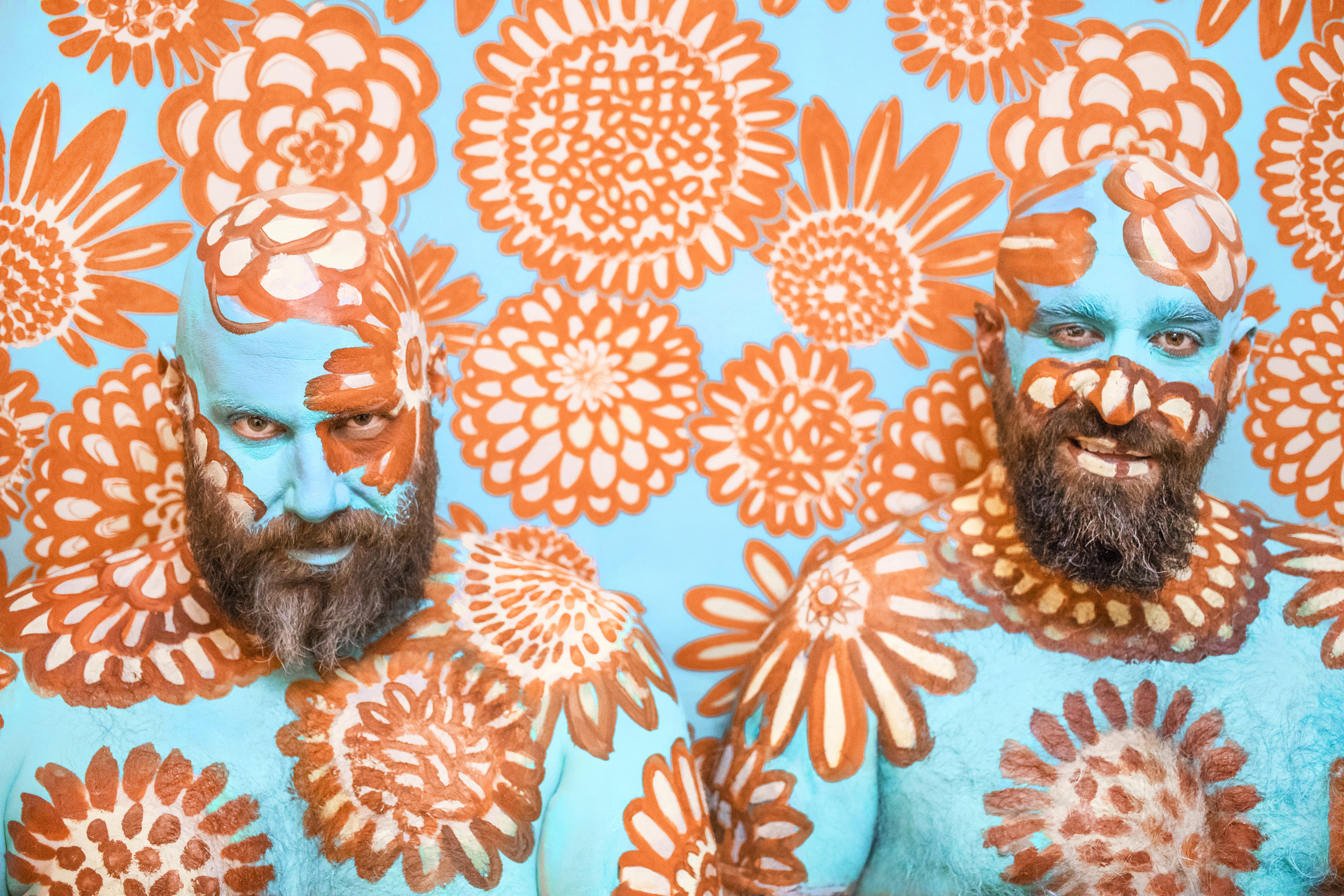 Epic Beard Men - B. Dolan x Sage Francis