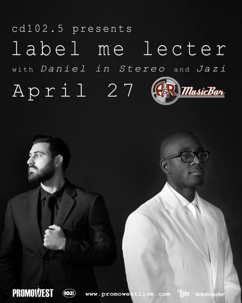 that's right columbus. LML is officially BACK. A&R Music Bar. April 27th, 2018. we're releasing our new ep and we're having a concert to celebrate. it's go time. presented by cd 102.5. special guests are Daniel in Stereo and Jazi. can't wait to see you there, crazies. new music. new show. same LML  for tickets and more information visit   http://www.promowestlive.com/events/2772