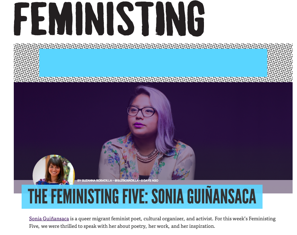Ful Feministing.com article:  HERE