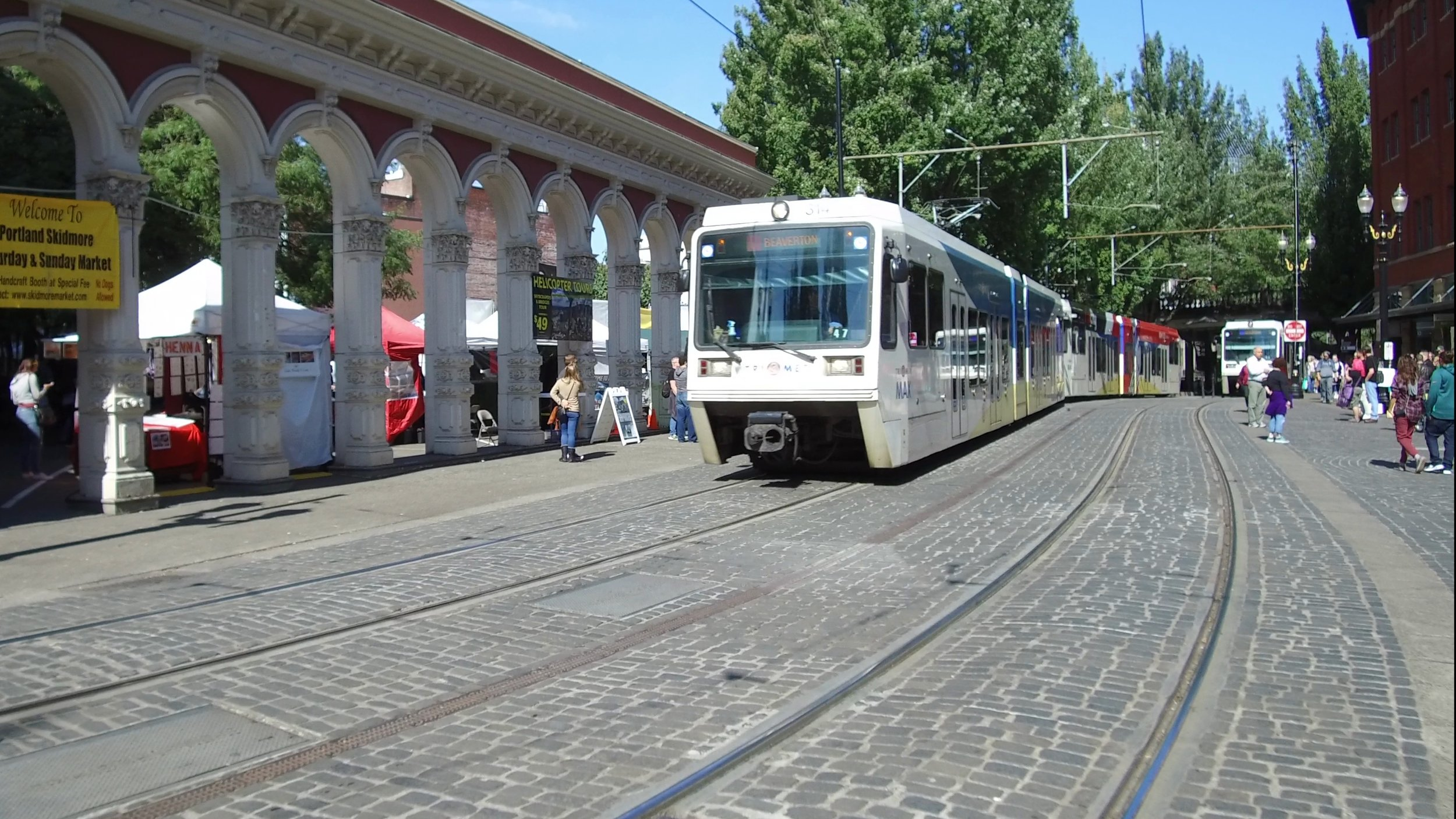 light rail, portland, gentrification, tigard, displacement, affordable housing, tranist