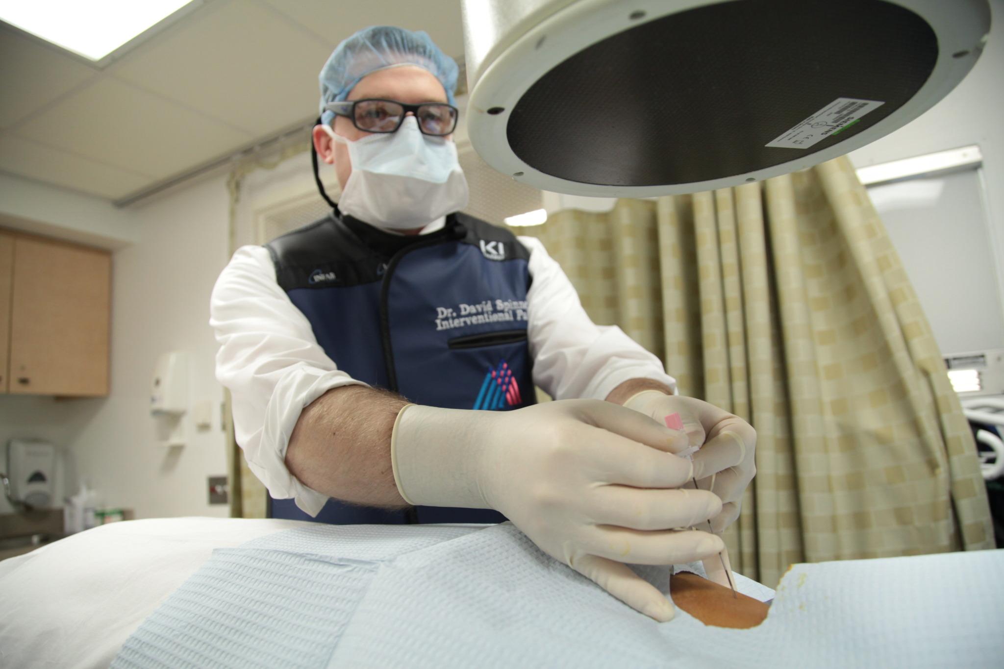 Minimally Invasive Spine Surgery?
