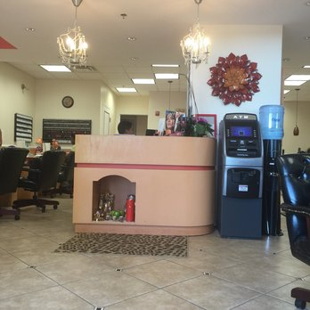 Free ATM placement for a cash only nail salon in Los Angeles, California