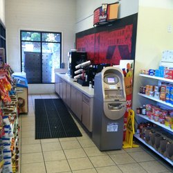 Free ATM placement for a gas station convenience store in Los Angeles, California