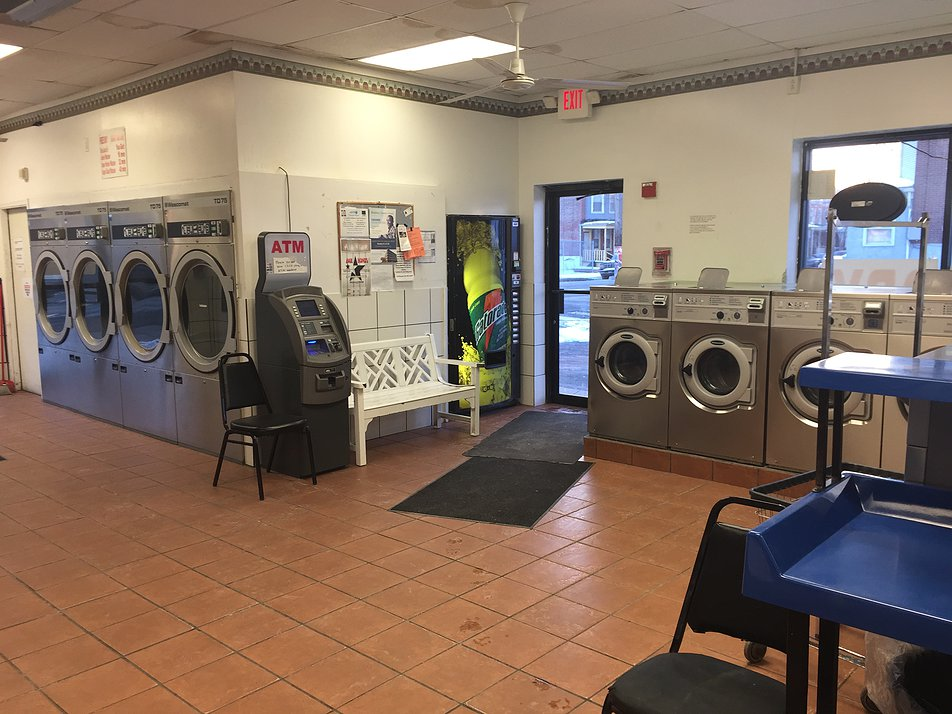 Free ATM placement for a cash only Laundromat in Los Angeles, CA