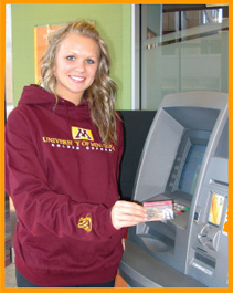 College University ATM placement in in Los Angeles, California