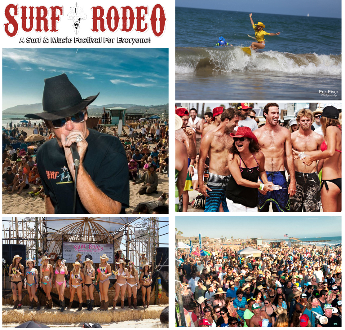 Mobile ATM rental for Surf Rodeo 3 day outdoor surf competition and music festival in Ventura, California