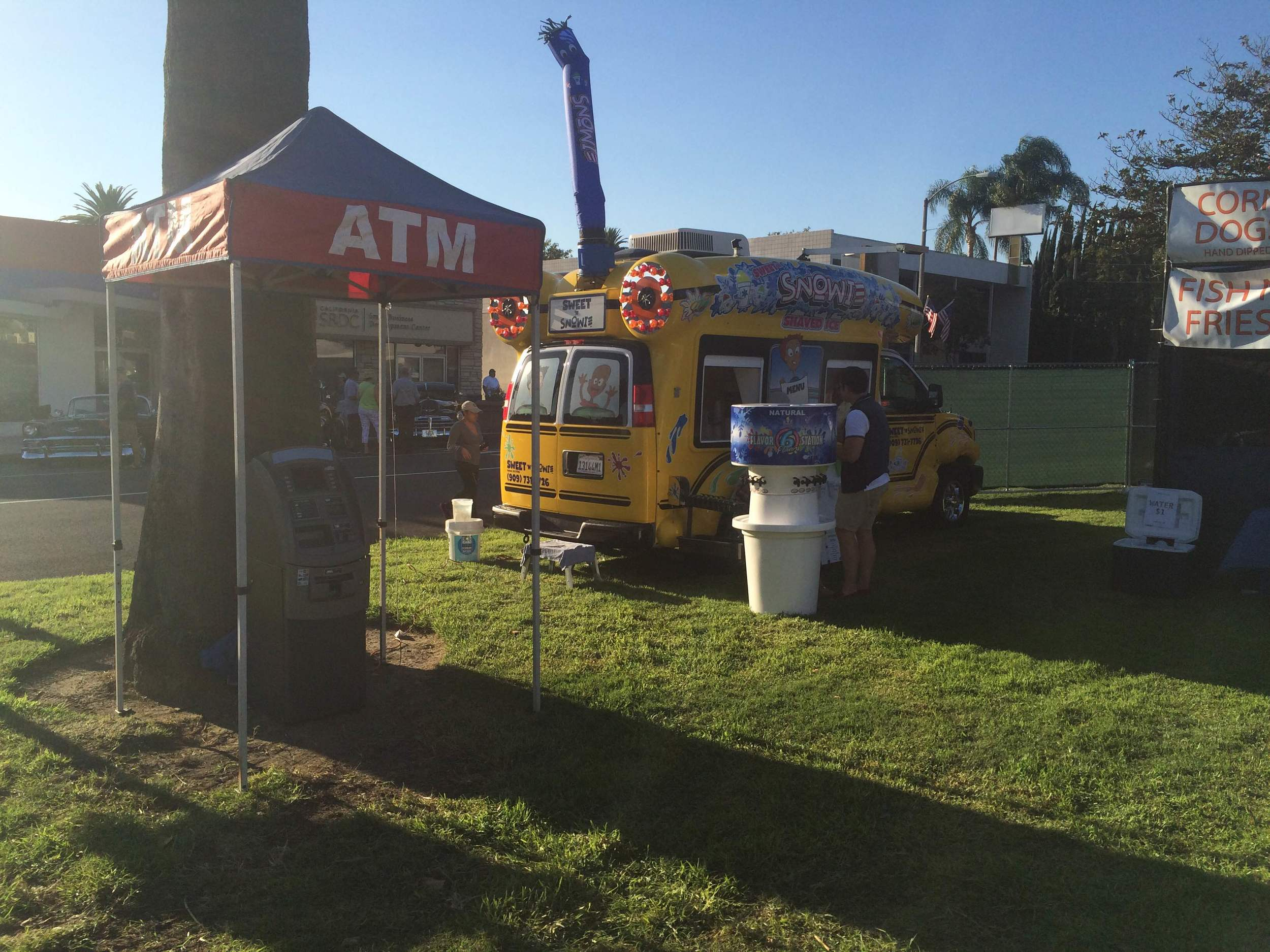 County Fair Mobile ATM Rental Company Los Angeles California