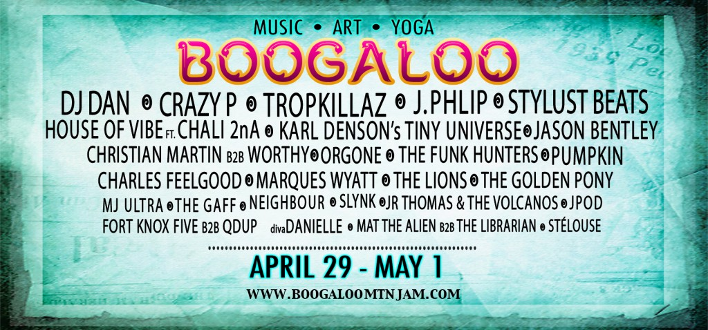 2016 Boogaloo Music and Art Festival - Outdoor Mobile ATM event services provided in the Music, Art, Camping and Food Court areas.