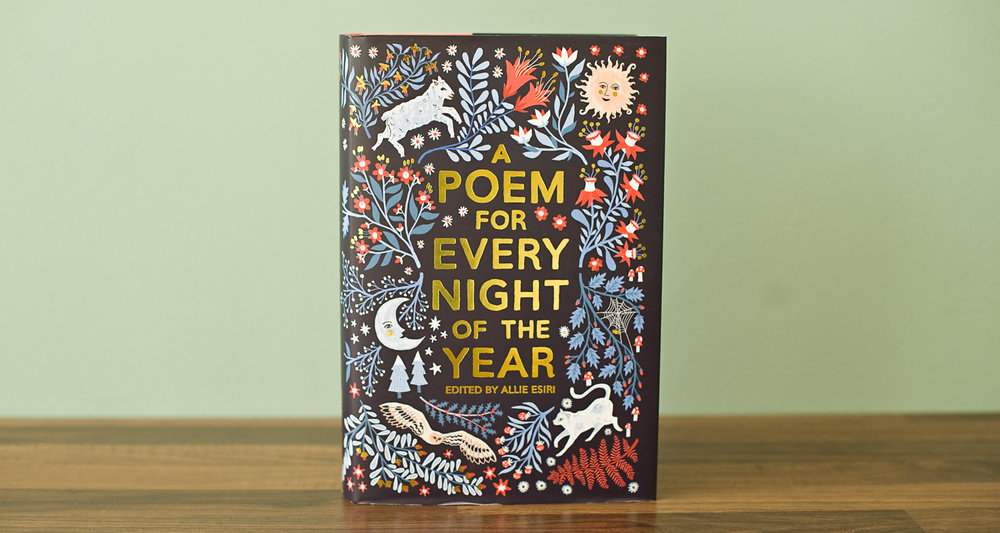Reading for the Longest Nights - Allie Esiri - A Poem For Every Night of the Year