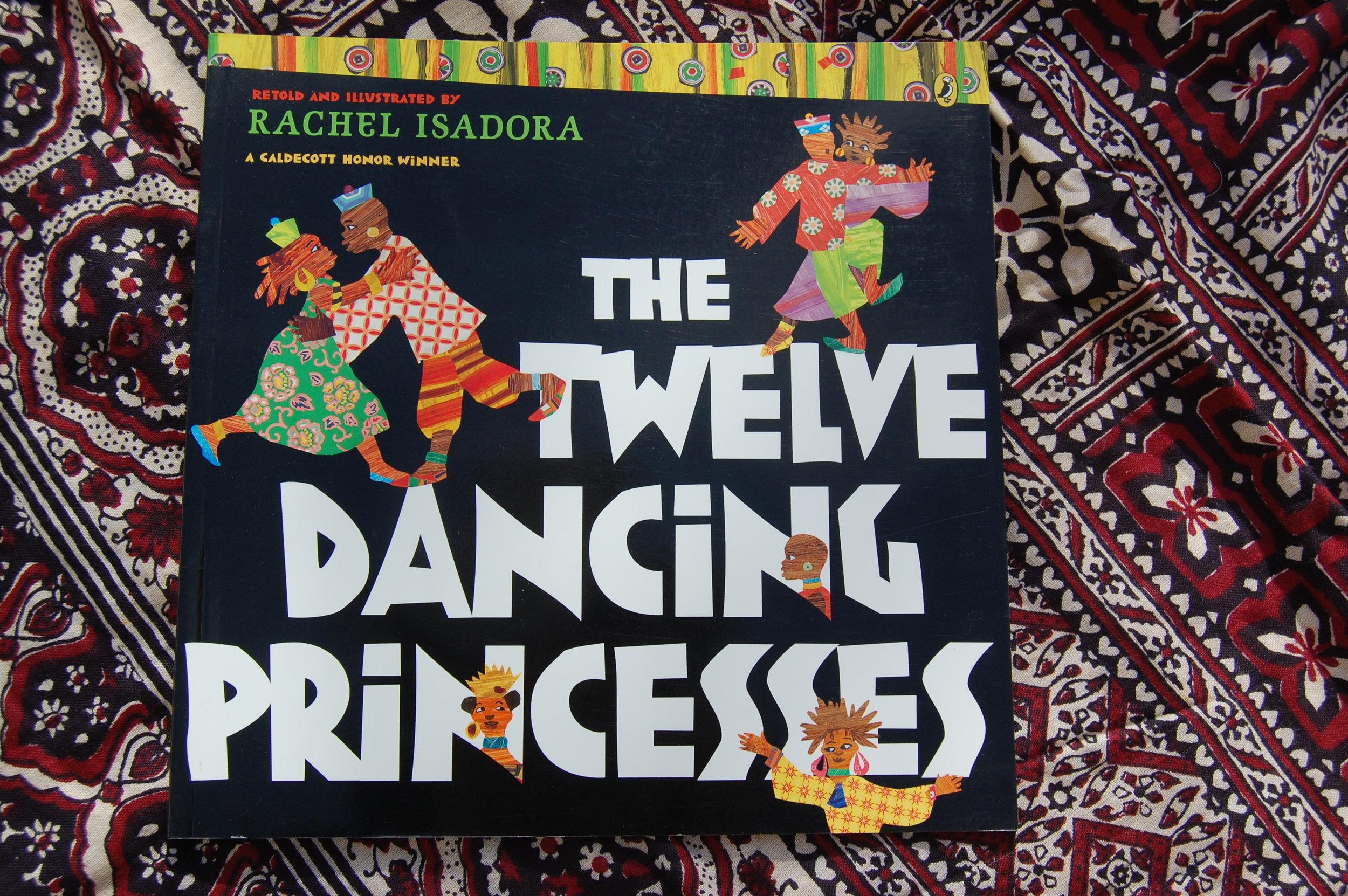 The 12 Dancing Princesses 1.JPG