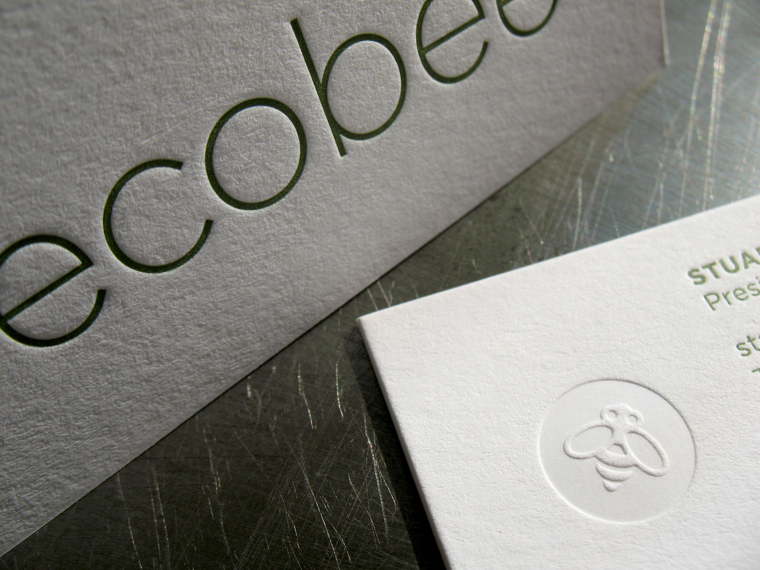 Ecobee Business Card