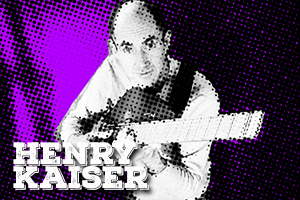 Henry Kaiser is considered as one of the first free improvisers, from mid 70?s to date he keeps exploring music boundaries and takes them to their extreme. Henry is using CTC Starlight and Pin Up