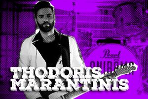 Thodoris Marantinis of Onirama has chosen Splash mk2, Bulb and StonedHz for  his rig .