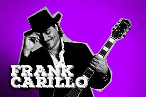 American rock musician Frank Carillo (Peter Framptom, Joan Jett, Anouk, Golden Earring) is using CTC Starlight.
