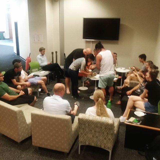 Summer Fellowship 1!  #unichurch
