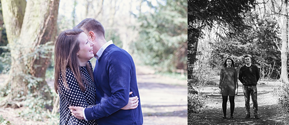 Engagement photography, Kent wedding photographer, Couple, Carla Guest Photography