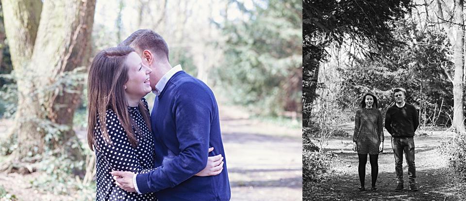 Engagement photography, Kent wedding photographer, Couple, Carla Guest Photography