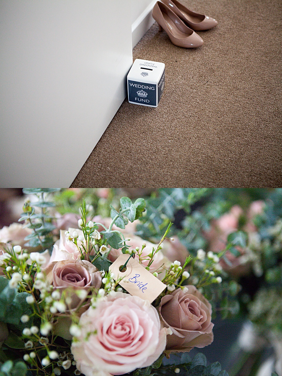 Wedding Bouquet, Carla Guest Photography, Kent Wedding