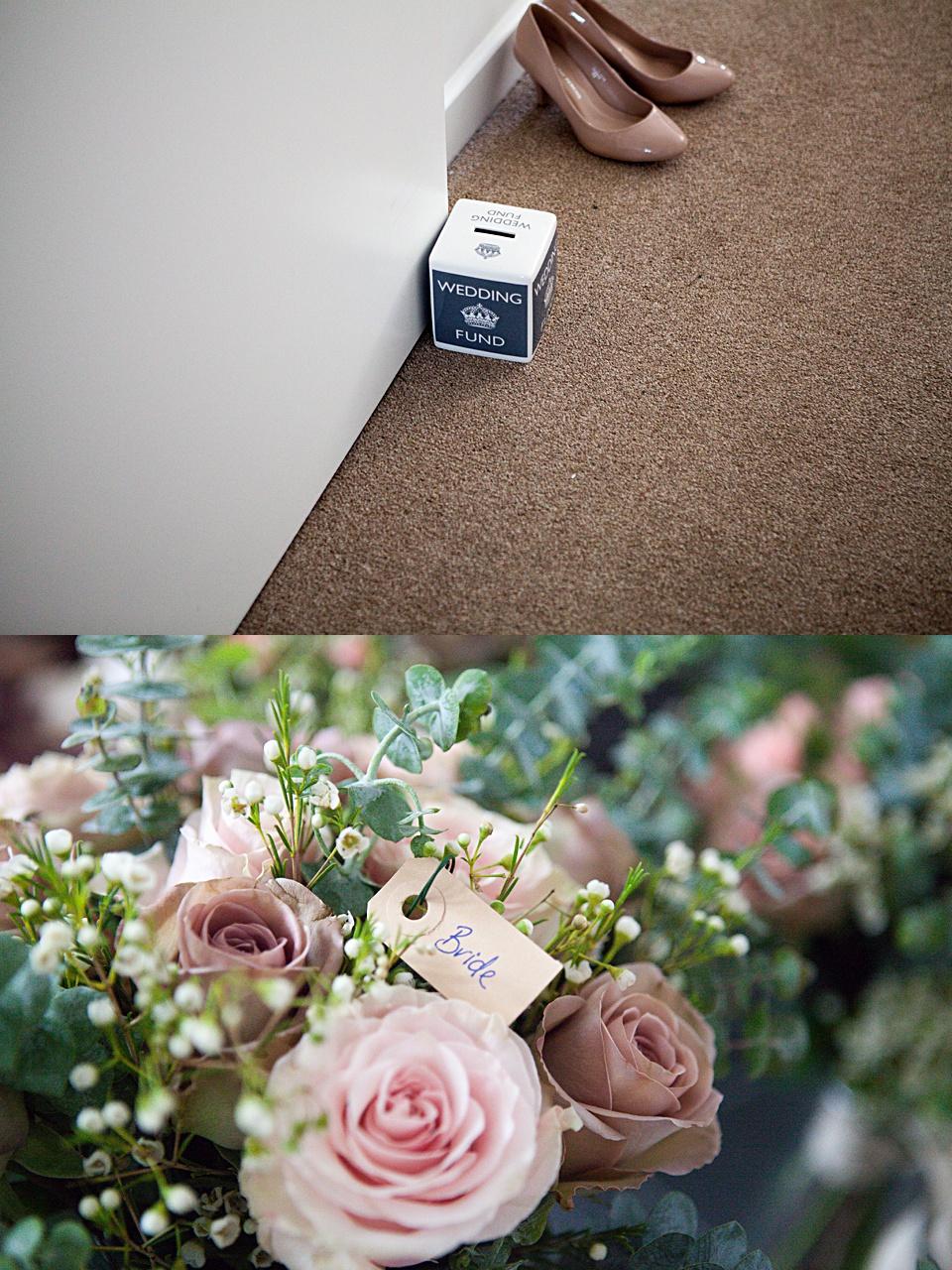 Wedding Bouquet, Carla Guest Photography, Kent Wedding