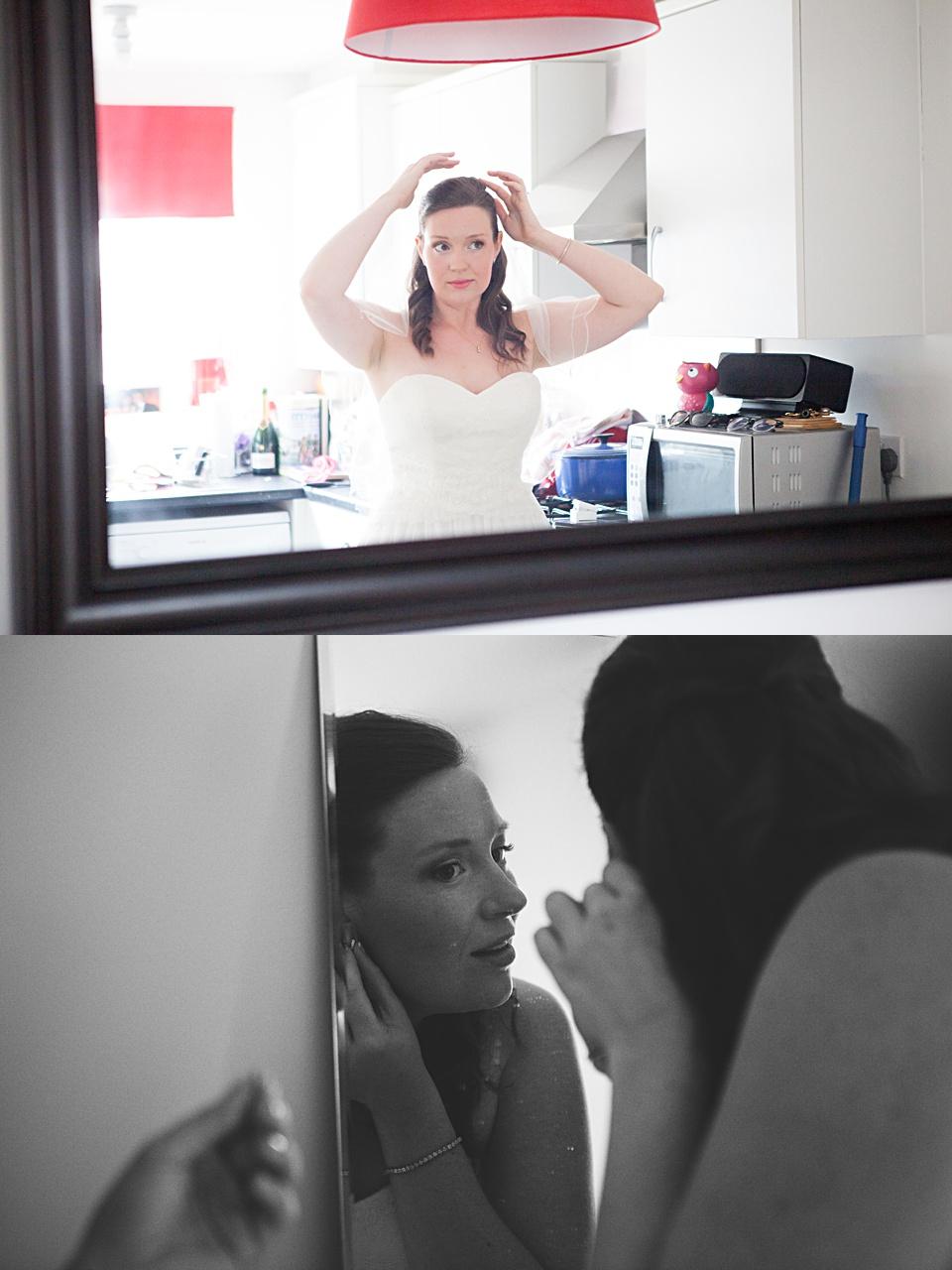 Wedding, Alternative, Bridal Prep, British, Carla Guest Photography