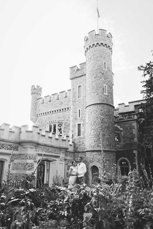 whitstable castle, wedding
