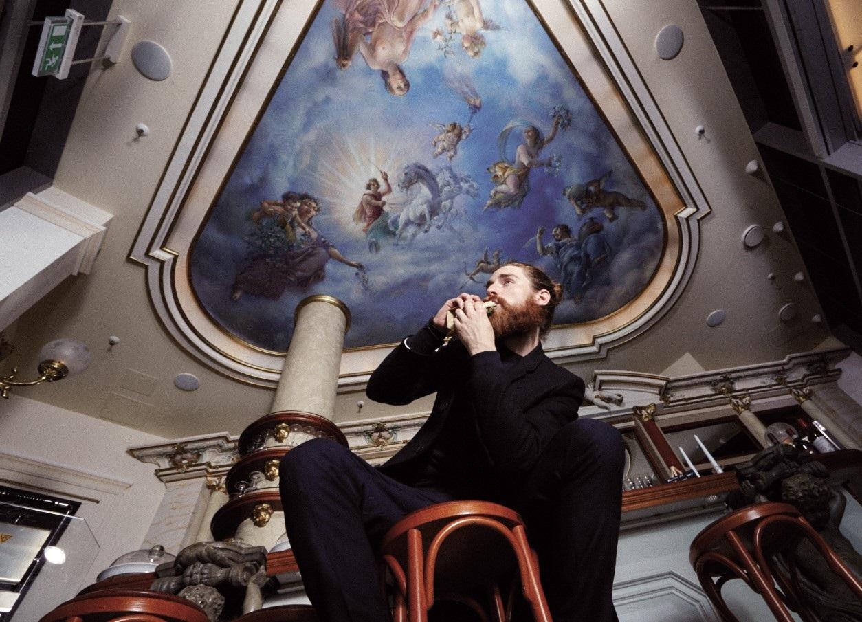 Bellini's Tagesbar im QF Hotel Dresden