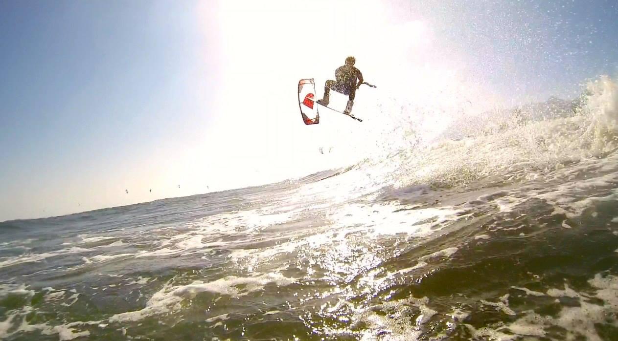 Jorge Nofuentes |Tarifa Spain  Kiteboarding