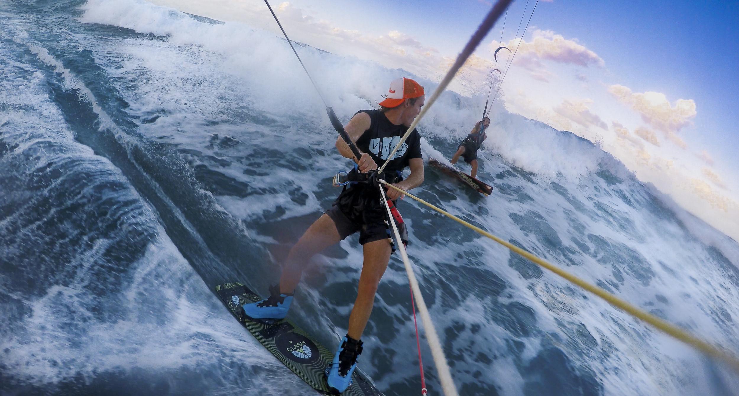DHB Tanna Kiteboarding vivida lime surf tee.jpg