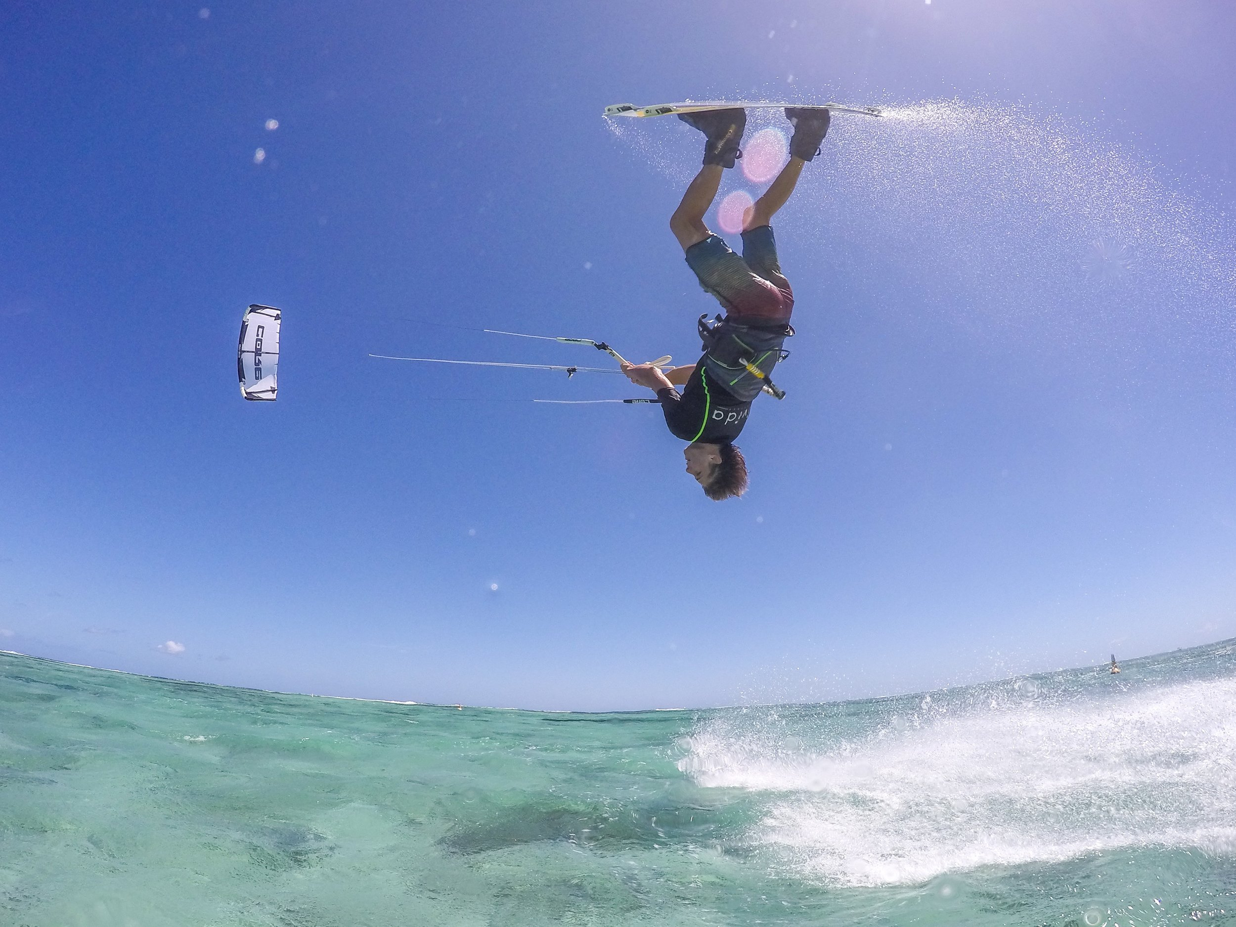 Louka Pitot | Mauritius  2016 Junior World Kiteboarding Champion