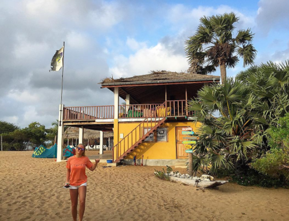 Lorena Haep | Germany  Kiteboarding