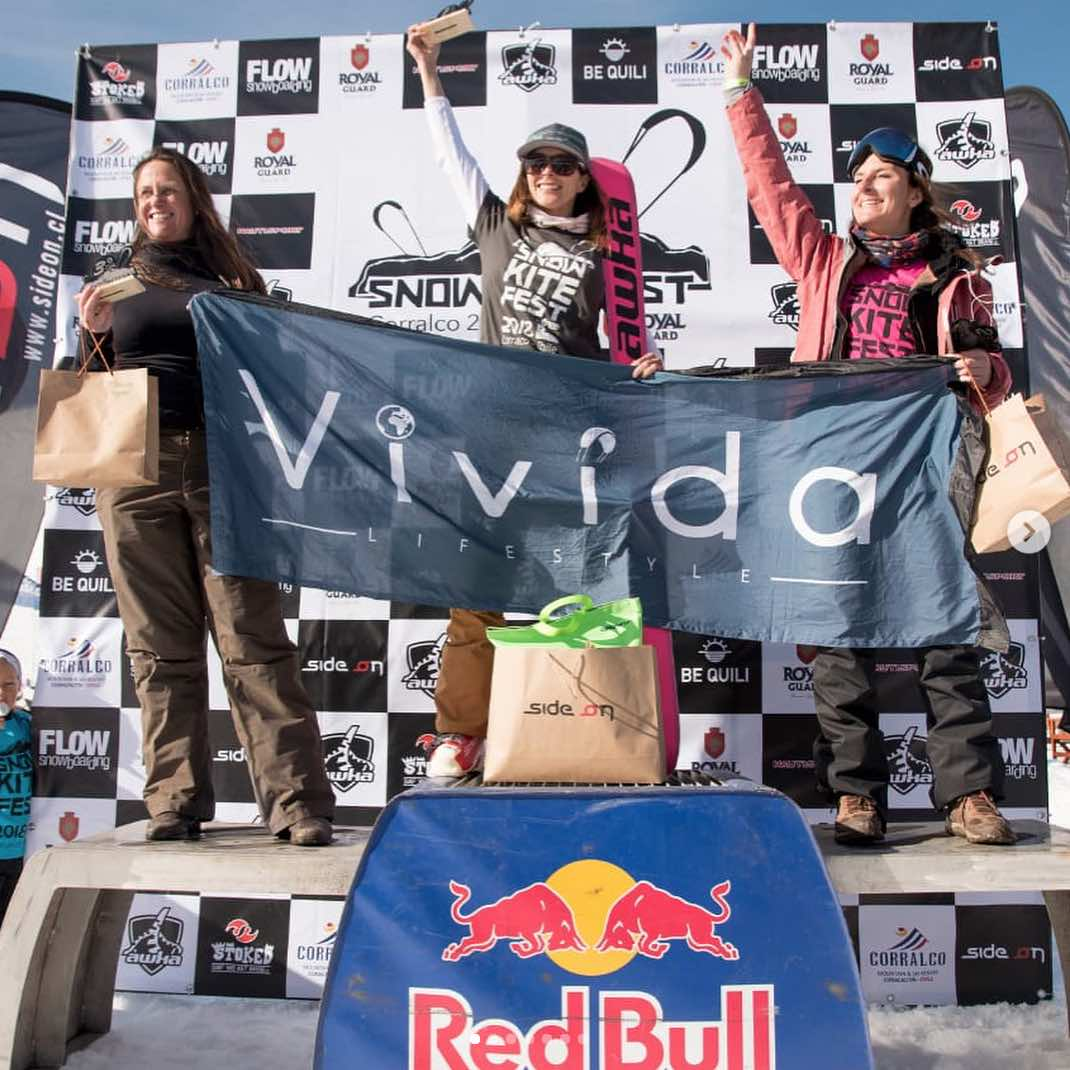 Paula Villaroel - CHILEKiteboarding - Snowkiting - Healthy Living, Wellbeing & Personal Growth2018 Snowkite Champion Chile, 2018 Kitesurf Champion Chile