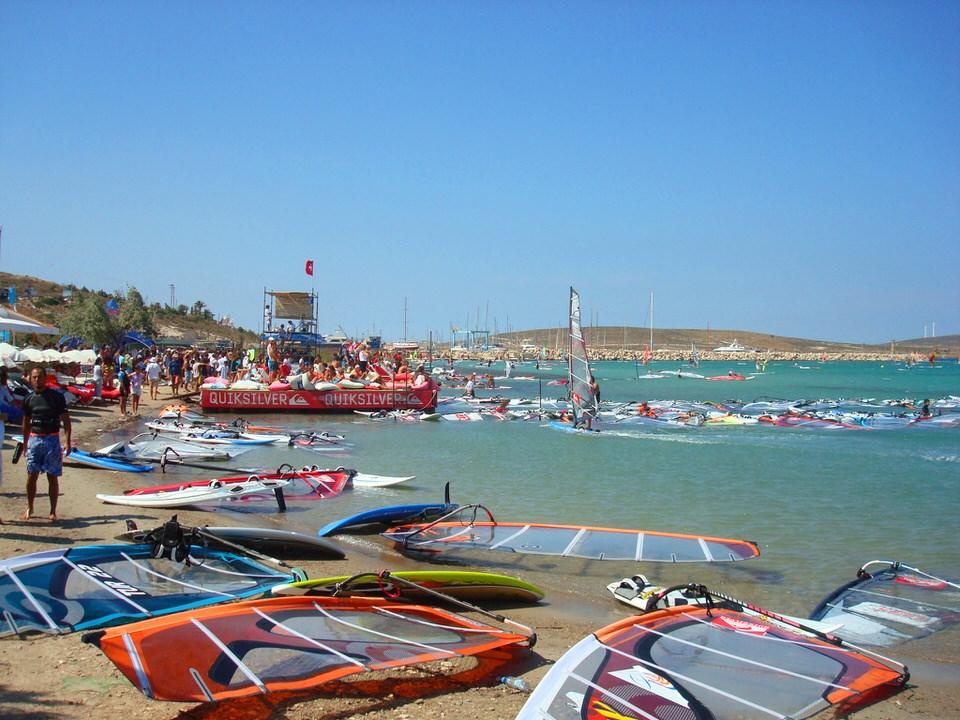 6. Turkey - Alacati