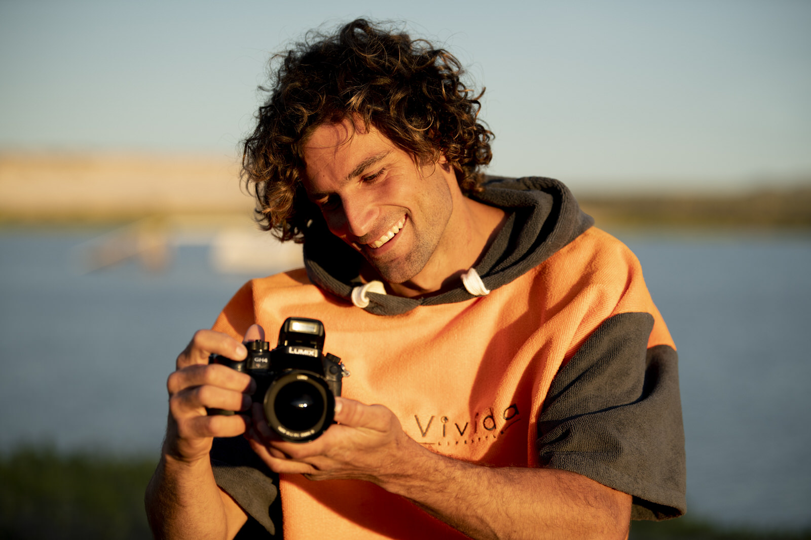 Antoine Verville - CANADA / MEXICO Kiteboarding - Videography - TravelHas helped out enormously particularly in Canada and Baja California. Always happy to give a helping hand to help with Vivida photoshoots, product ideas, marketing initiatives and introductions for which Vivida is so grateful.