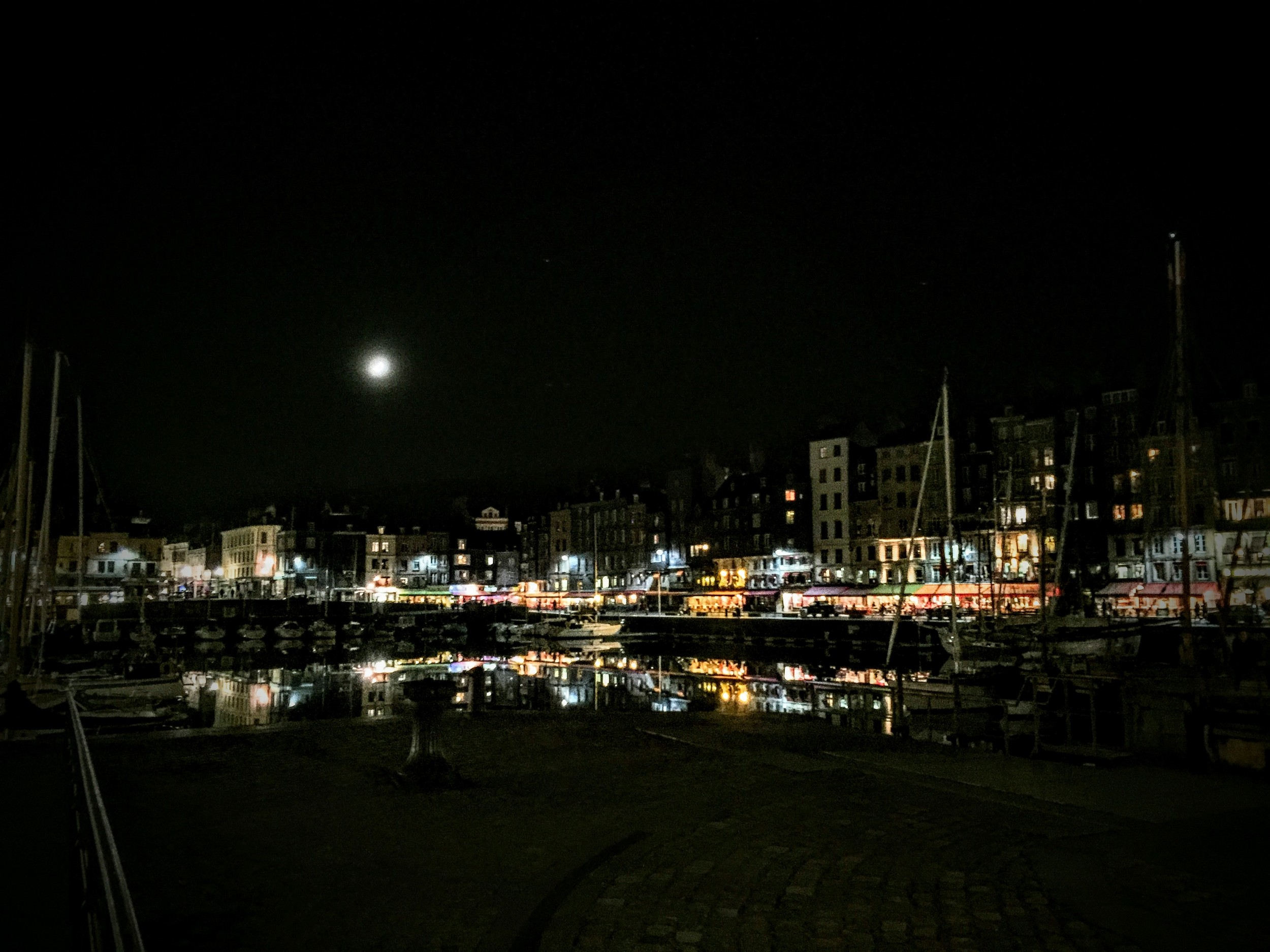 Honfleur, France | October 2014.