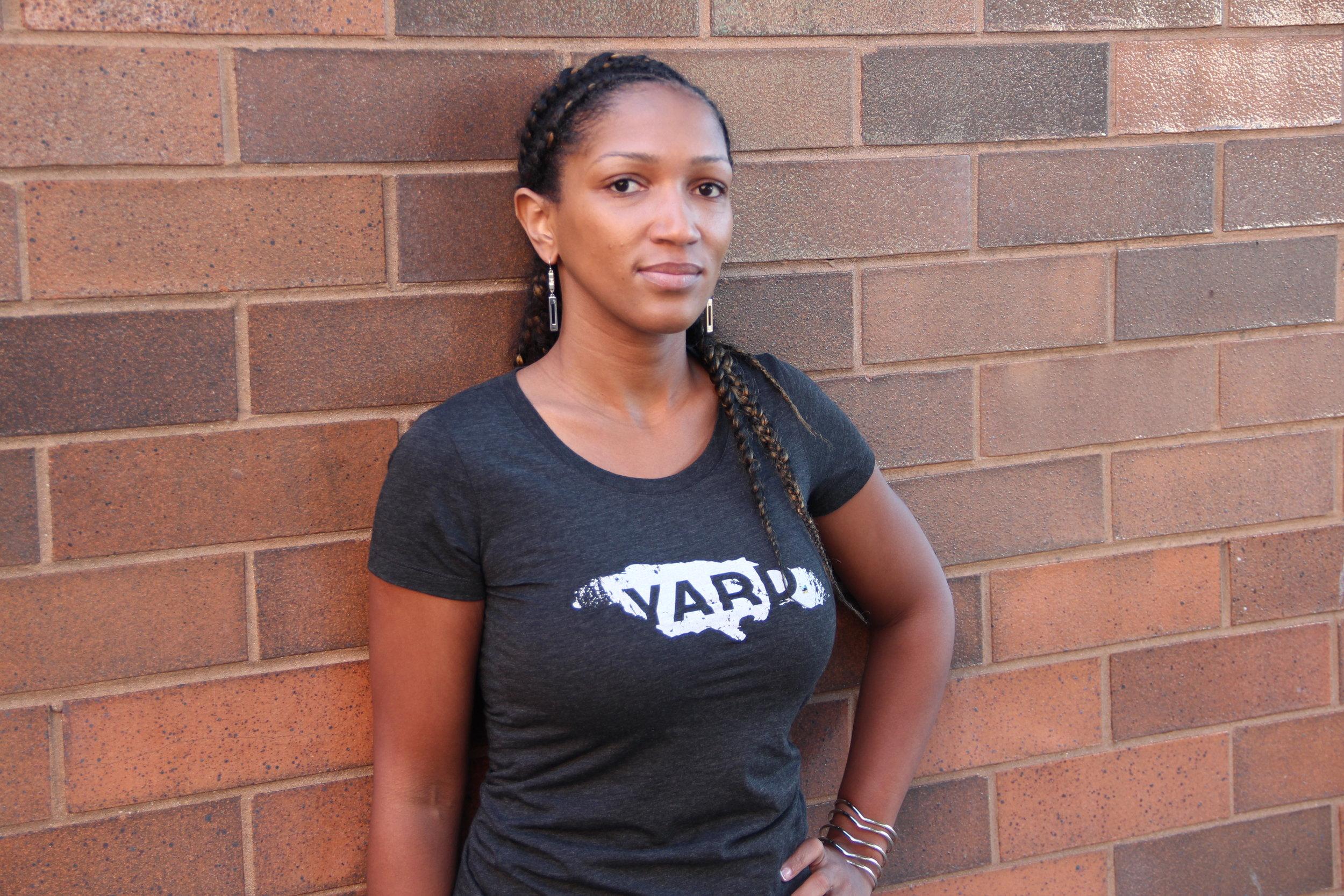 Womens Jamaica t-shirt