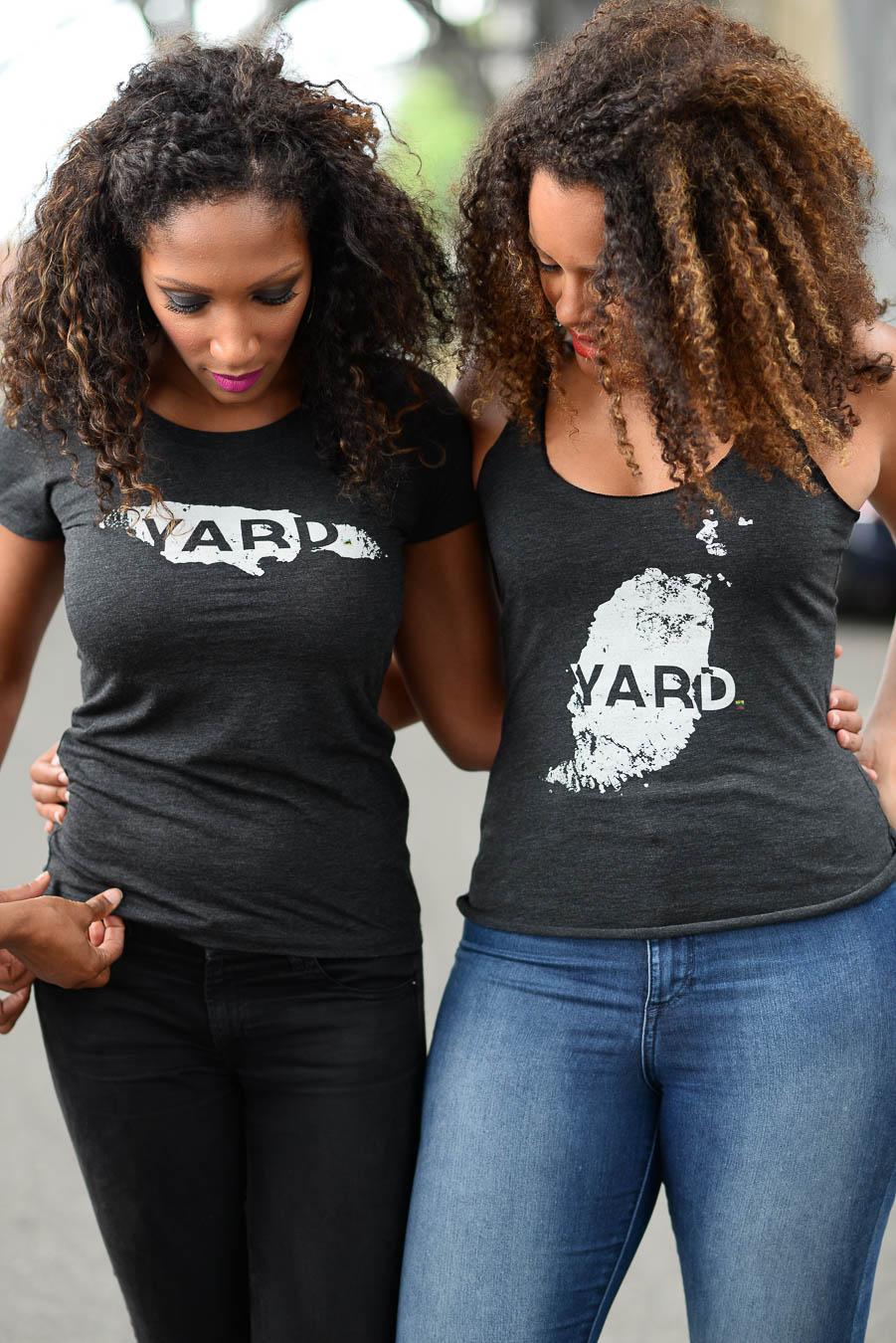 Women Jamaica and Grenada t-shirt and tank