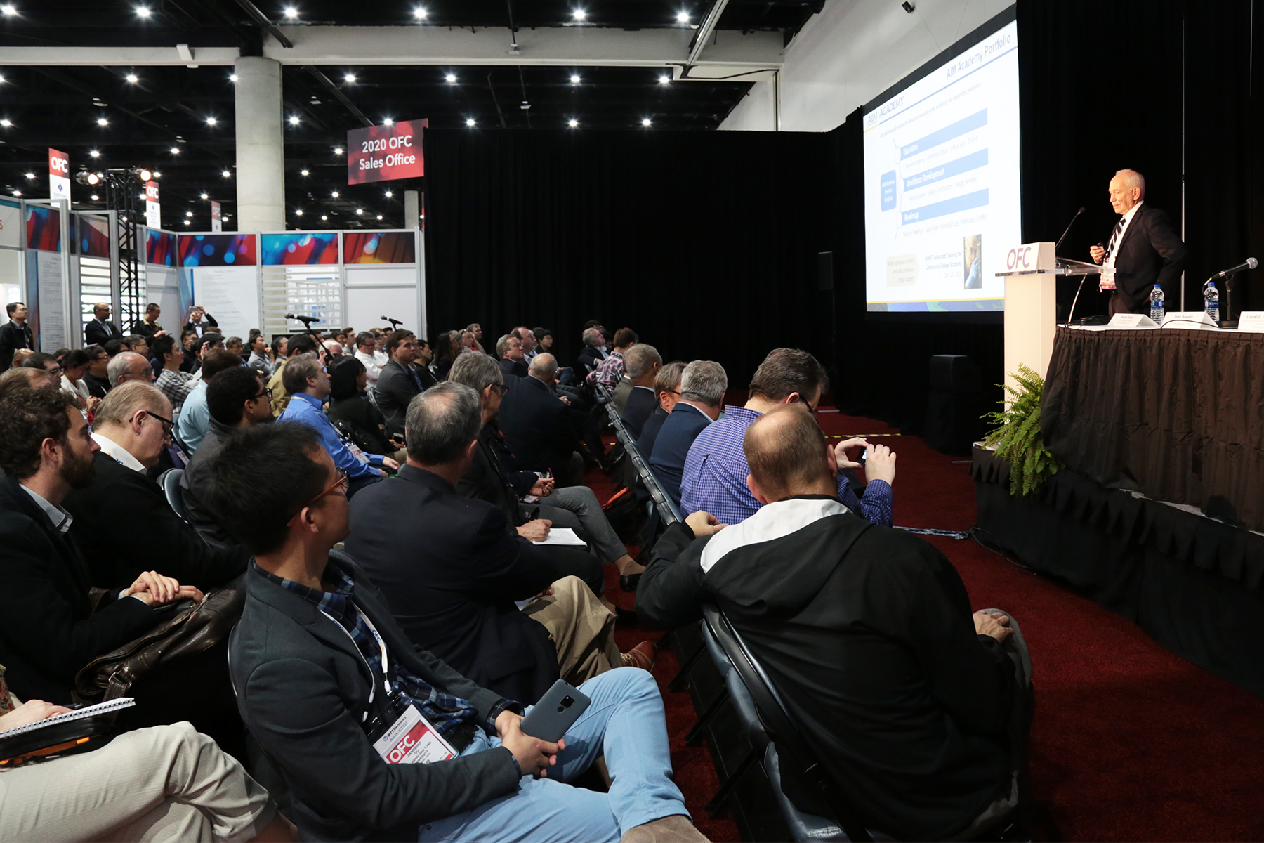 OFC 2019 Pics — AIM Photonics