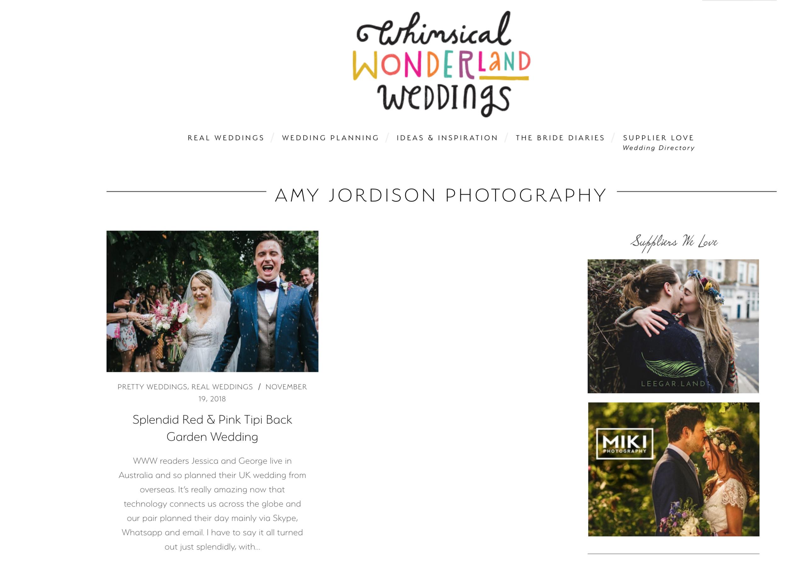 George and Jess's Midlands Tipi Wedding -